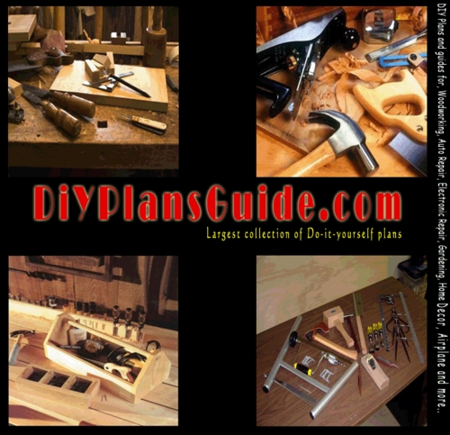 Product picture Router Table Woodworking Plan - DIY Router Table Plan